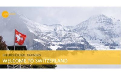 Intercultural Training: Living and Working in Switzerland